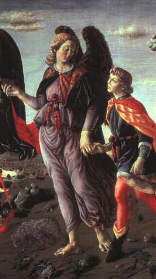 Erzengel Raphael